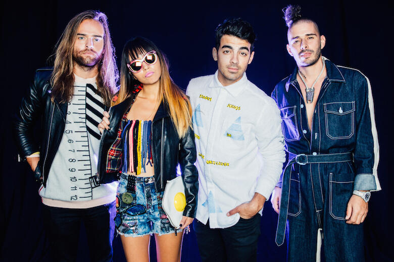 """DNCE Talks """"Cake By The Ocean,"""" Where Their Band Name Comes From & More"""