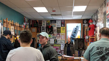 Photos - Record Store Day: Weirdsville Records 4.13