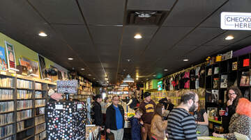 Photos - Record Store Day: UHF Records 4.13