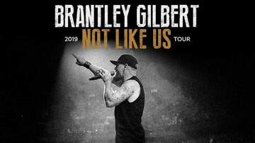 None - Brantley Gilbert Not Like Us Tour with Michael Ray and Lindsay Ell