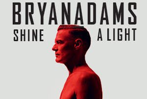 None - Bryan Adams 'Shine A Light World Tour' at Shoreline Amphitheatre