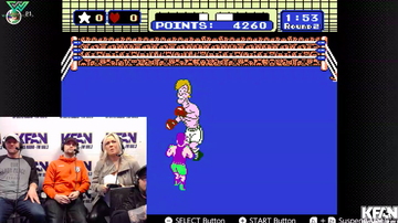 The Power Trip - Punch-Out, Ice Hockey, Nintendland and more w/Carly Zucker & Mark Parrish!