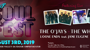None - Super Soul Fest '19 at Thunder Valley Outdoor Amphitheater