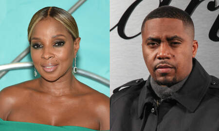Entertainment - Mary J. Blige & Nas To Co-Headline Summer Tour