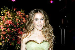 Rick Lovett - Actress Sarah Jessica Parker Is In Town Today