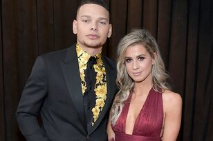 Kane Brown's Wife, Katelyn Shares Emotional Ultrasound Video