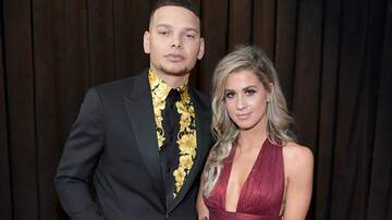 Music News - Kane Brown's Wife, Katelyn Shares Emotional Ultrasound Video