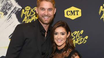 iHeartCountry - Brett Young Shows Off Baseball Skills During Gender Reveal