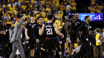 Lunchtime with Roggin and Rodney - Landry Shamet On Being A Part Of The Historic Comeback Vs. Warriors