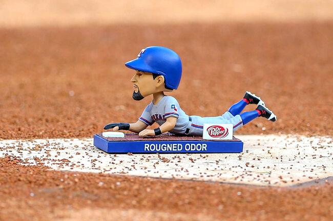 MLB: MAY 14 Blue Jays at Rangers