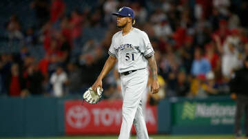 Brewers - Freddy Peralta heads to IL, Jeremy Jeffress returns to Brewers' bullpen