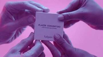 Suzette - The New 'Consent Condom' Requires Four Hands To Open