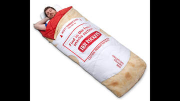 Reid - You Can Now Buy A Hot Pocket Sleeping Bag To Keep You Warm & Toasty