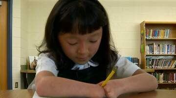 Patrick Sanders - 10 Yr Old Born With No Hands Wins Handwriting Contest, So Inspirational!