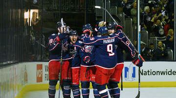 Mo Egger - Win Blue Jackets Playoff Tickets!