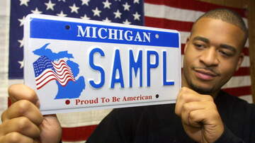 Dr Darrius - Peep Michigan's New License Plates With Detroit's Sports Logo