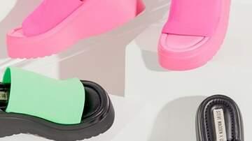Lady La - Steve Madden's 90's Slinky Platform Sandal Is Coming Back With A Twist