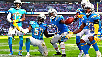 FOX Sports Radio - LA Chargers Say Powder Blue Uniforms Will Now Be Their Primary Jerseys