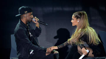 Nina Chantele - Ariana Grande and Big Sean Just 'Friends' With No Plans To Reconcile