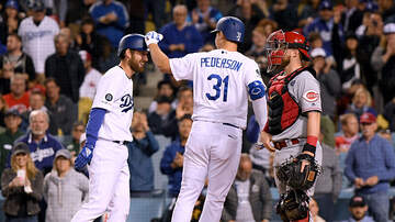 Lance McAlister - Reds silenced by Dodgers: Losing streak hits three