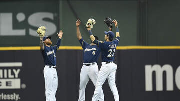 Brewers - Brewers smack three home runs, defeat Cardinals 8-4 on Tuesday