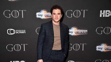 Carla Marie & Anthony - Kit Harington Reveals One Weird Thing He Did to Play Jon Snow