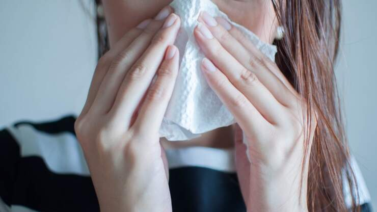 This Is Why Your Allergies Are Extra Bad This Year!