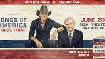 None - Songs of America Book Tour with Tim McGraw and Jon Meacham