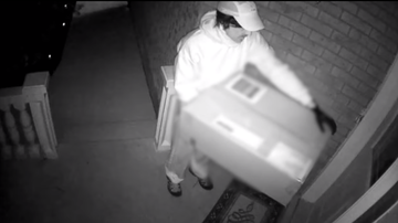 National News - Video Shows Hitman Trying to Kill Woman With Crossbow Hidden in Box