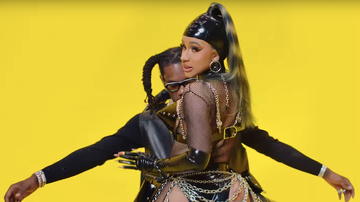 iHeartRadio Music News - Cardi B & Offset Call Out 'Clout' Chasers In New Music Video: Watch