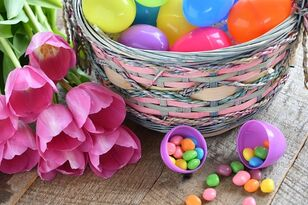 Happy Easter y'all. Weekend Events: