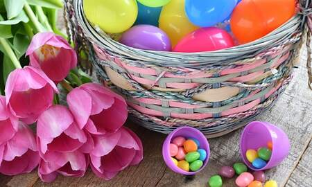 Billy the Kidd - Six New Easter Stats on Candy,