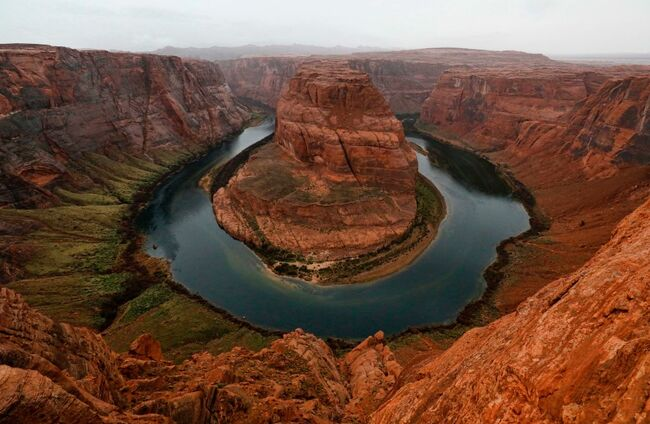 TOPSHOT-US-TOURISM-NATIONALPARK-GLENCANYON