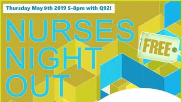 Featured Promotions - Nurses Night Out!