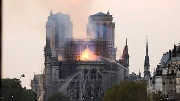 Jeff Angelo on the Radio - How Long To Rebuild The Notre Dame Cathedral?
