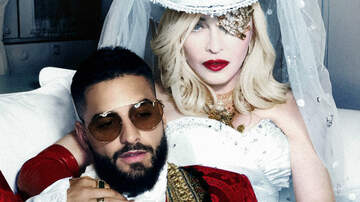 Headlines - Madonna Details New Album, Drops Sultry Single 'Medellin' With Maluma