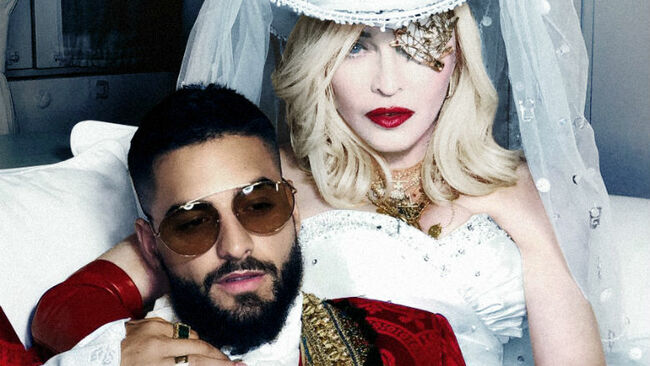 Madonna Details New Album, Drops Sultry Single 'Medellin' With Maluma