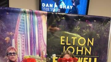 Photos - Elton John's Farewell Yellow Brick Road Tour!