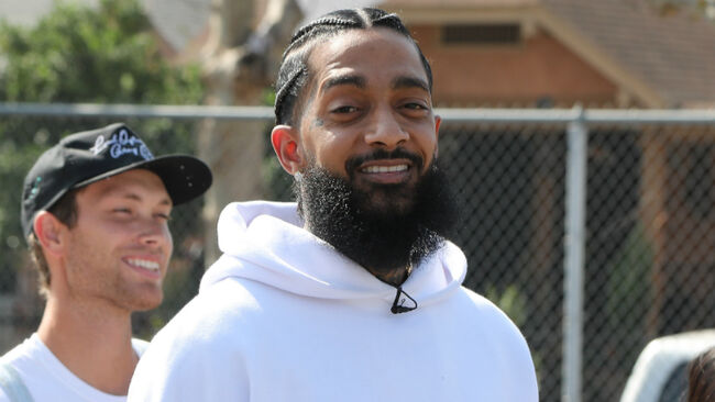 Nipsey Hussle Started Foundation To Give Back To His Community Before Death