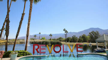 Entertainment News - #REVOLVEfestival Combined Fashion, Art & Plenty Of Stars For Two-Day Affair