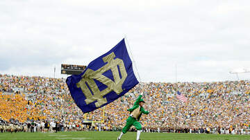 Harp On Sports - Notre Dame Will Have First Female Leprechaun