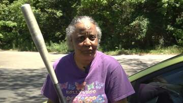 Big Rig - Granny Uses Bat To Beat Off Half Naked #FloriDUH man!