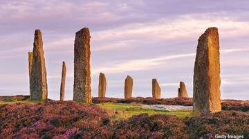 Coast to Coast AM with George Noory - Vandals Tag Ancient Stone Circle