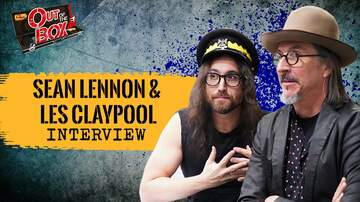 Out Of The Box - How Cage Claypool And Science Connected The Claypool Lennon Delirium