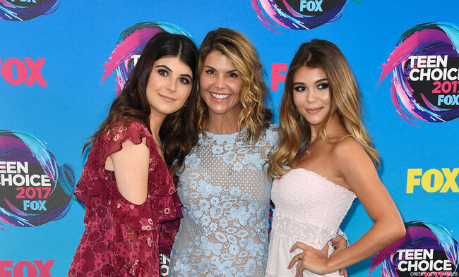 Lori Loughlin's Daughter Is Now Being Investigated in Scandal