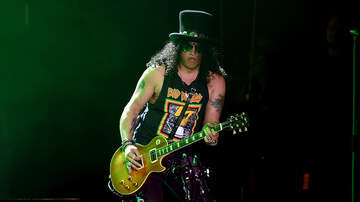 Ken Dashow - Slash Looks Forward To Give-And-Take Of Upcoming Guns N' Roses Sessions
