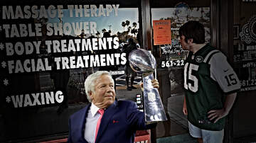 FOX Sports Radio - Prosecutors to Release XXX Video of Robert Kraft at Massage Parlor