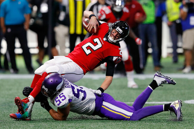 Minnesota Vikings v Atlanta Falcons