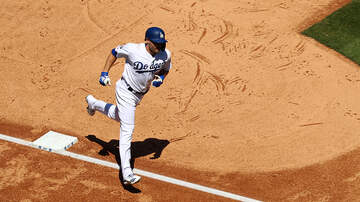 Dodgers Clubhouse - A.J. Pollock Talks About His Big Home Run In The Sixth Vs. The Reds