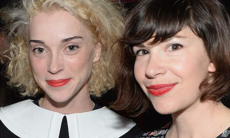 Trending - St. Vincent And Carrie Brownstein Are Working On A Music Film